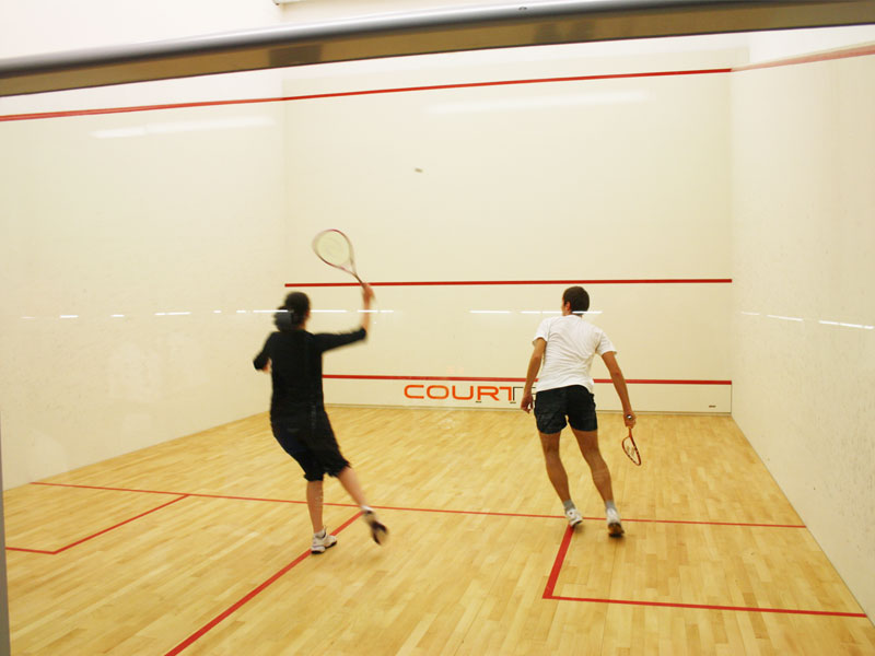 squash games