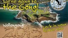 Going to the Gong 2015